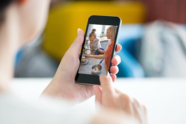 Скрытая камера на мобилу