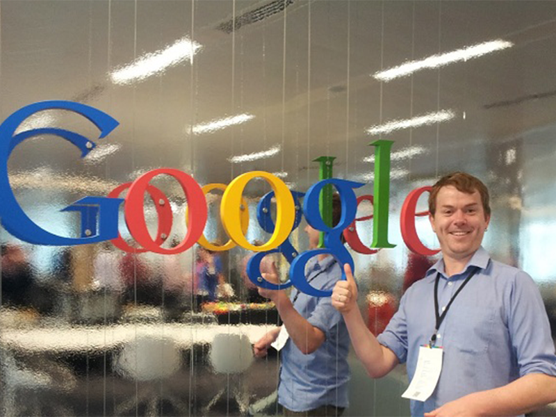 google bold intern Steven is a rising senior at the university of pennsylvania, where he studies communication and consumer psychology he is a bold intern on the online hiring and insights team.