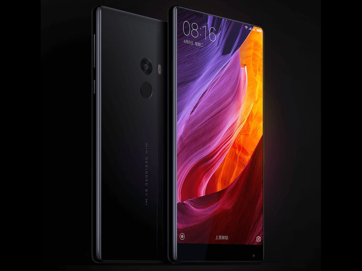 efeec7f3e2497 В 2017 году мы определенно увидим безрамочные смартфоны (наподобие  недавнего Xiaomi Mi Mix). Xiaomi одна из первых компаний, кто презентовал  такой ...