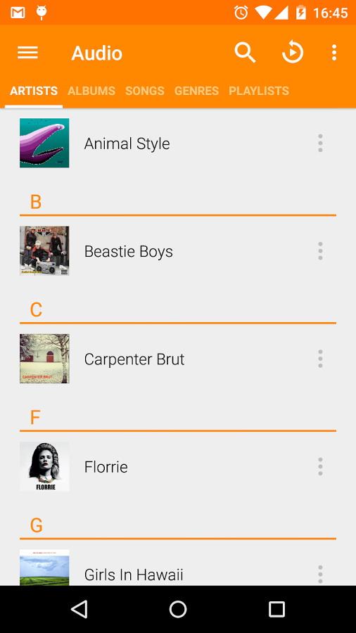 скачать приложение beastie