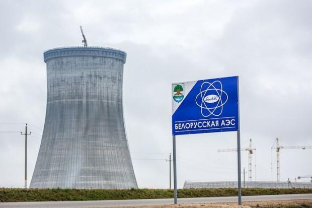 Запуск первого энергоблока БелАЭС отложен нагод