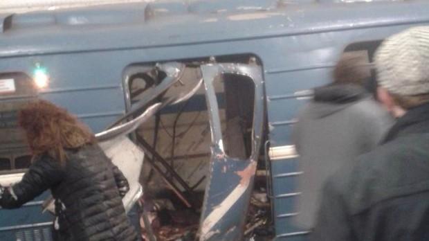 После взрыва вметро Петербурга фейсбук активировал объявления обезопасности