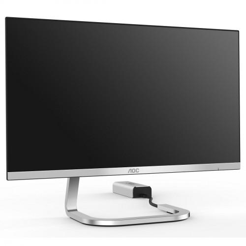 Компания AOC представила новые мониторы сдизайном отстудии F. A. Порше