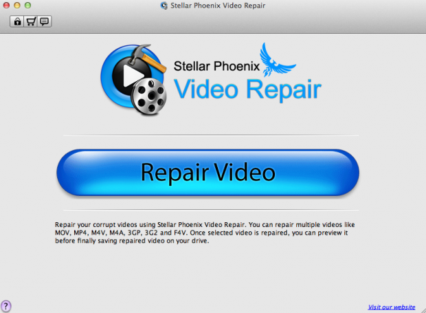 Як відкрити пошкоджений або непідтримуваний відеофайл