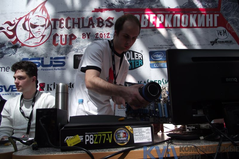 Techlabs Cup 2012