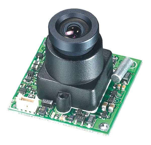 Схема модульной камере