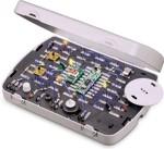 Набор электронных деталей Microcontroller Experimentation Kit представляет собой...