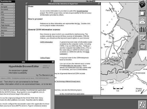 Первому в мире интернет-сайту исполнилось 25 лет