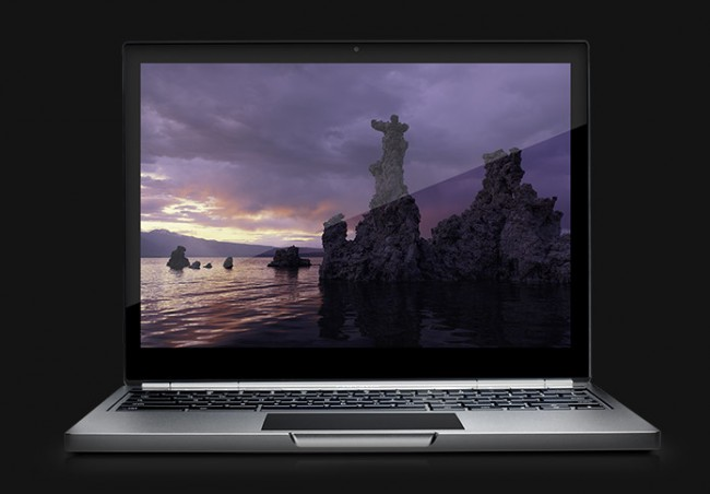 Google анонсировал ноутбук Chromebook Pixel