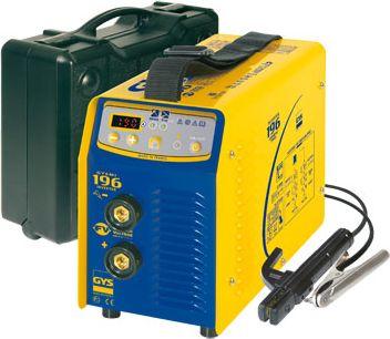Инвертор аппарат сварочный Gysmi 196 FV GYS Сварочный аппарат Gysmi 196 V выполнен по инверторной...
