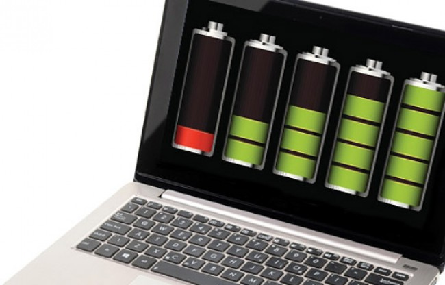 Почему батарея быстро садится на ноутбуке