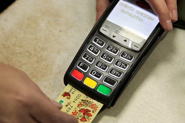 Ввоскресенье могут быть сбои вработе банковских карточек