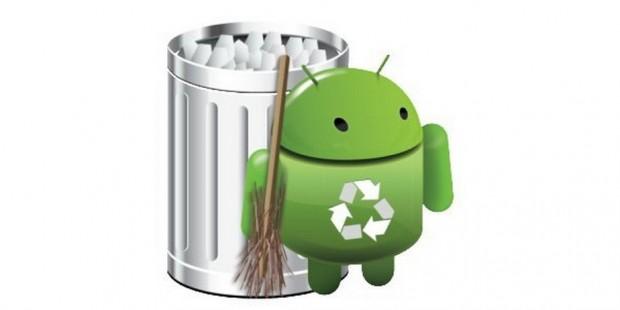 Очистка смартфона от ненужных файлов