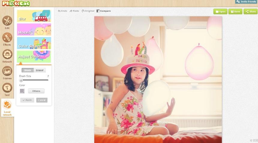 онлайн коррекция фото бесплатно - фото 11