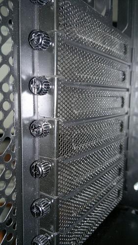 Заглушка на PCI слот Gelid SL- 1-A - technoPOINT